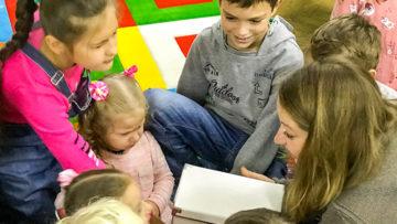 Курс английского языка альтернативными методами для детей 8-10 лет