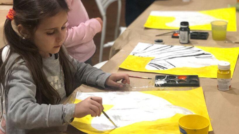 Художественная школа для детей